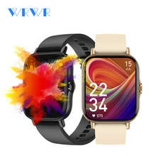 WRWR 2021 NEW 1.78 inch Smart Watch Bluetooth Call Smartwatch Men Women Waterproof Wristwatch For GT