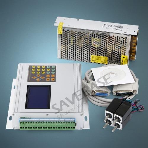 4 Axis CNC Kit TB6560 HB Nema08 4.17oz-in Motor 12V PSU For DIY Router/Plasma