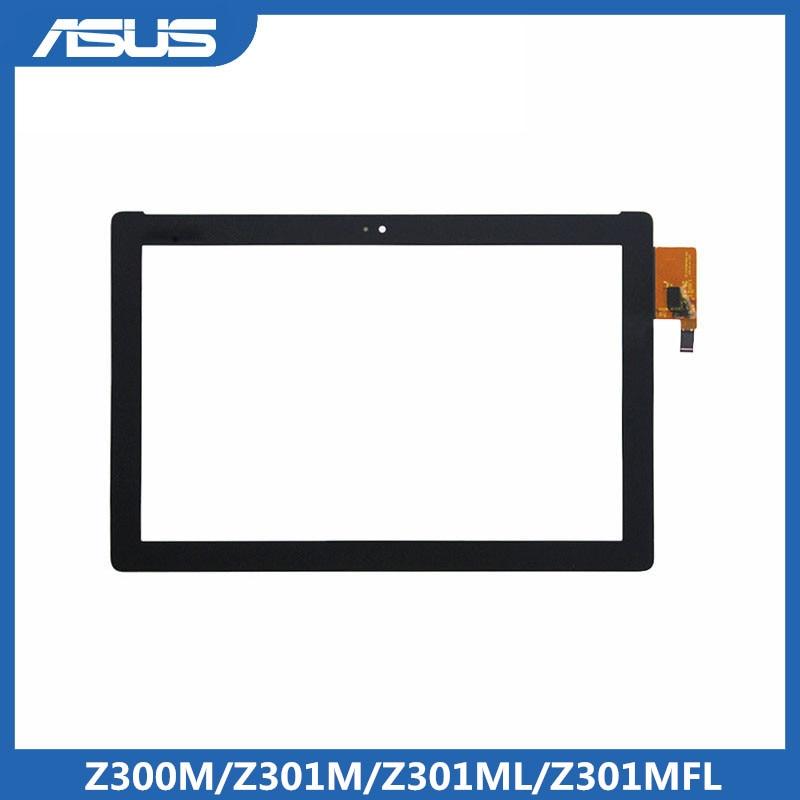 Reemplazo del Panel del digitalizador de la pantalla táctil para ASUS Zenpad 10 Z300M/Z300C/Z301m/Z301ML/Z301MFL Tablet Glass pantalla