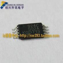 5 pièces s24cs02aft-tb-GE S24CS02A authentique puce mémoire LCD MSOP - 8