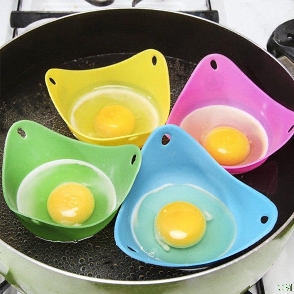 Expresso De silicona para escalfador De huevos... molde párr sartén... accesorio De...