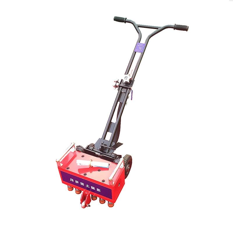 Hand-push concrete chisel 17-head electric alloy single-head pneumatic paving chisel hammer