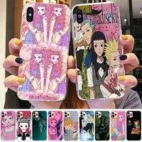 fhnblj anime paradise kiss miwako phone case for iphone 8 7 6 6s plus x 5s se 2020 xr 11 12 pro xs max