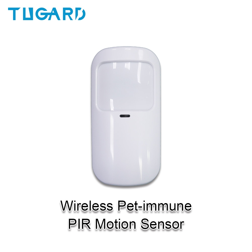 Беспроводной инфракрасный датчик движения Tuya Smart 433 МГц, детектор движения, Wi-Fi, домашняя система сигнализации