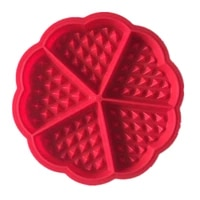 silicone soap molds heart shaped diy handmade mold for bundt cake cupcake muffin coffee pudding candle making supplies tool