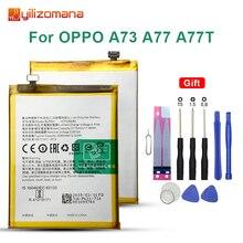 YILIZOMANA batería de teléfono de alta capacidad BLP631 para OPPO A77 A77M A77T A73 A73S A73M A73T 3200mAh baterías de repuesto + herramientas