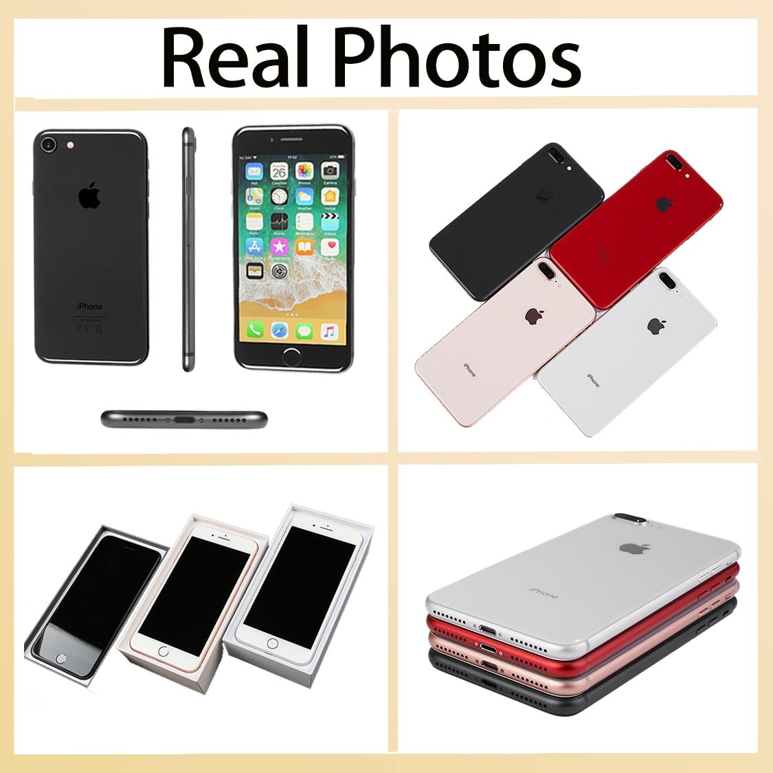 Original Apple iPhone 8 iphone8 3D Touch ID 2GB RAM 64/256GB ROM Hexa-core IOS 12.0MP Camera 4.7 inch Apple Fingerprint 1821mAh enlarge