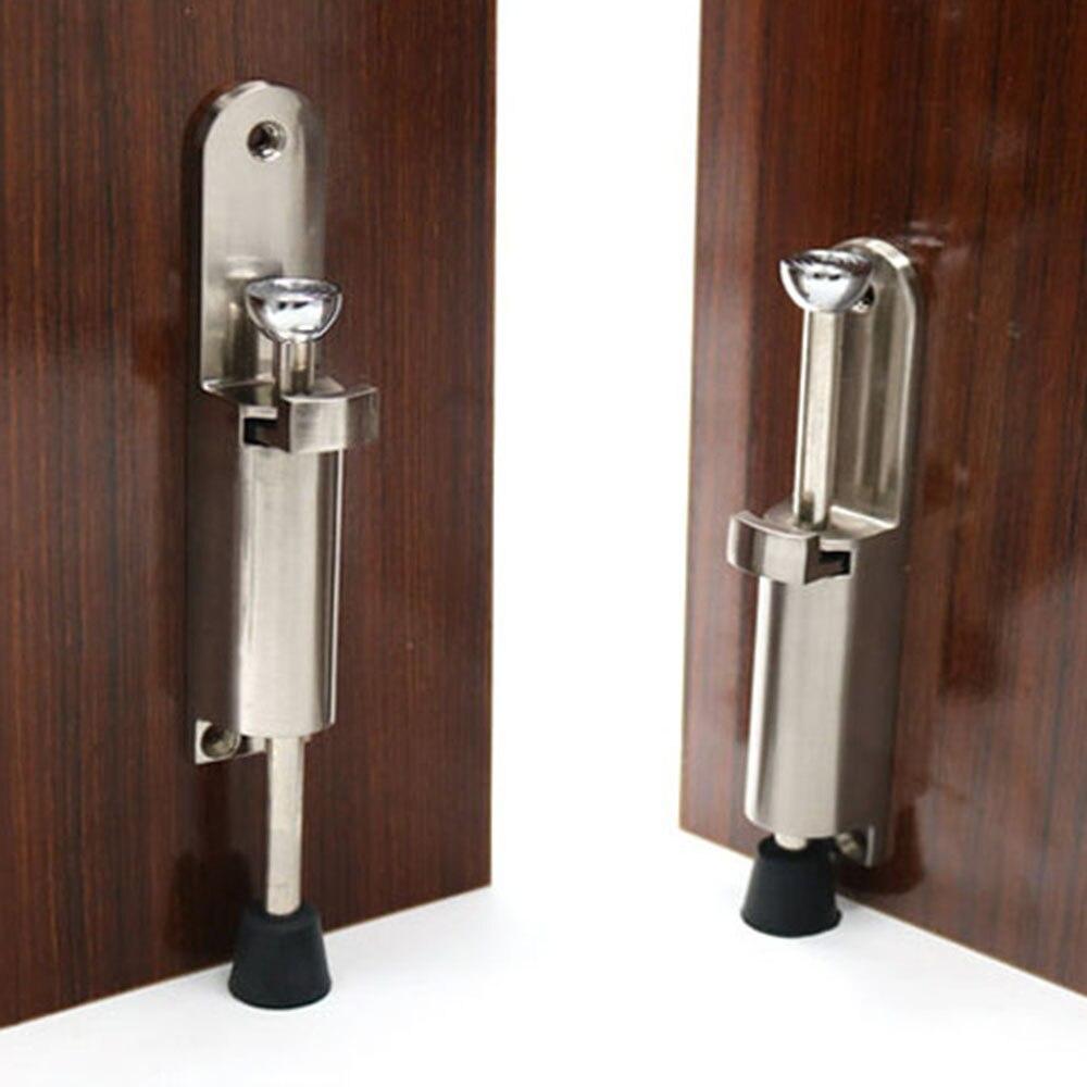 A tampa telescópica da porta da liga de zinco carregou as paradas da porta do suporte da porta da etapa-na para a cor aleatória da ferragem do agregado familiar