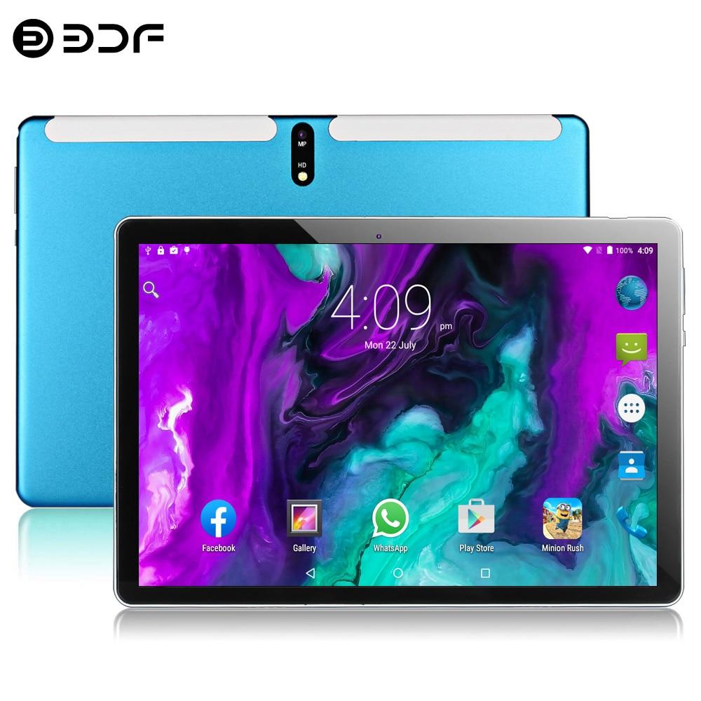 Планшетный ПК, экран 10,1 дюйма, Восьмиядерный, Android 10,0, Google Play, 3G, 4G, LTE, телефонные звонки, две SIM-карты, Bluetooth, Wi-Fi, GPS, стеклянная панель