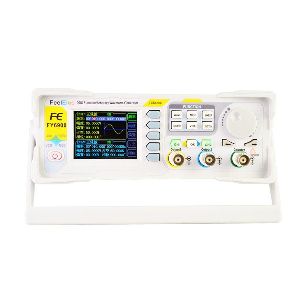 DDS Dual-channel Digital Function generador de señal de onda arbitraria 250MSa/s 15MHz 14bits medidor de frecuencia venta