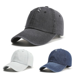 New Style Men'S And Women'S Spring And Summer Baseball Caps Trendy Fashion Ripped Cowboy Hat Outdoor Duck Tongue Hat