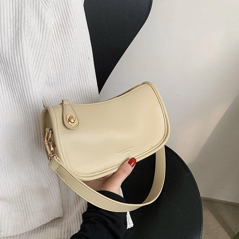 Женская сумка женская 2021 Новая модная сумка-лодочка сумка на плечо Женская стильная простая сумка-мессенджер женская сумка