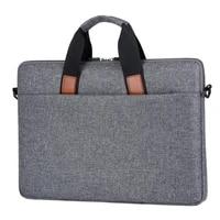 laptop bag case waterproof notebook bag for macbook air pro 13 15 computer shoulder handbag briefcase bag