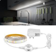 Waterproof PIR Motion Sensor LED Lights Movement Detection Control Bed Lamp Cabinet Wardrobe Kitchen Decor 220V 110V To DC 12V