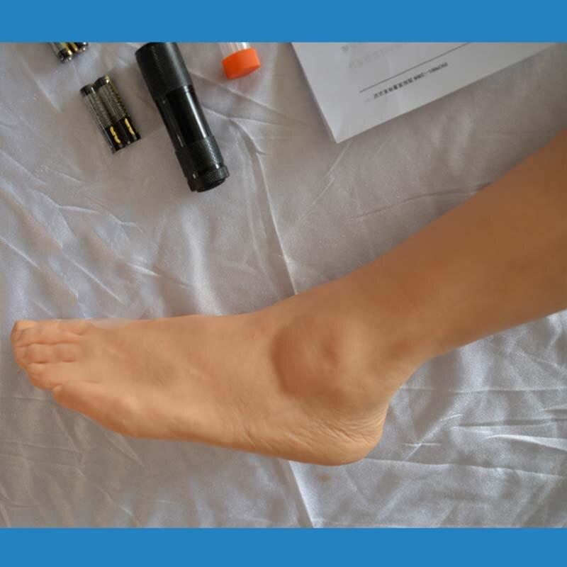 128 акупунктурная модель для тренировки ног, акупунктурная обучающая модель для акупунктуры, тренировочная модель для хип-иглоукалывания, т...