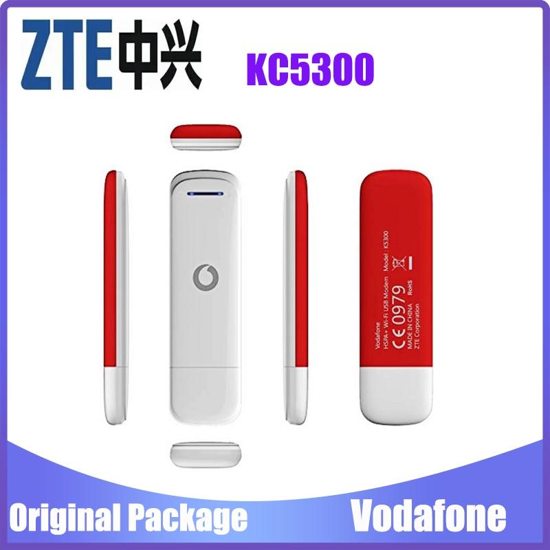 Vodafone K5300 3G MiFi Device (White)