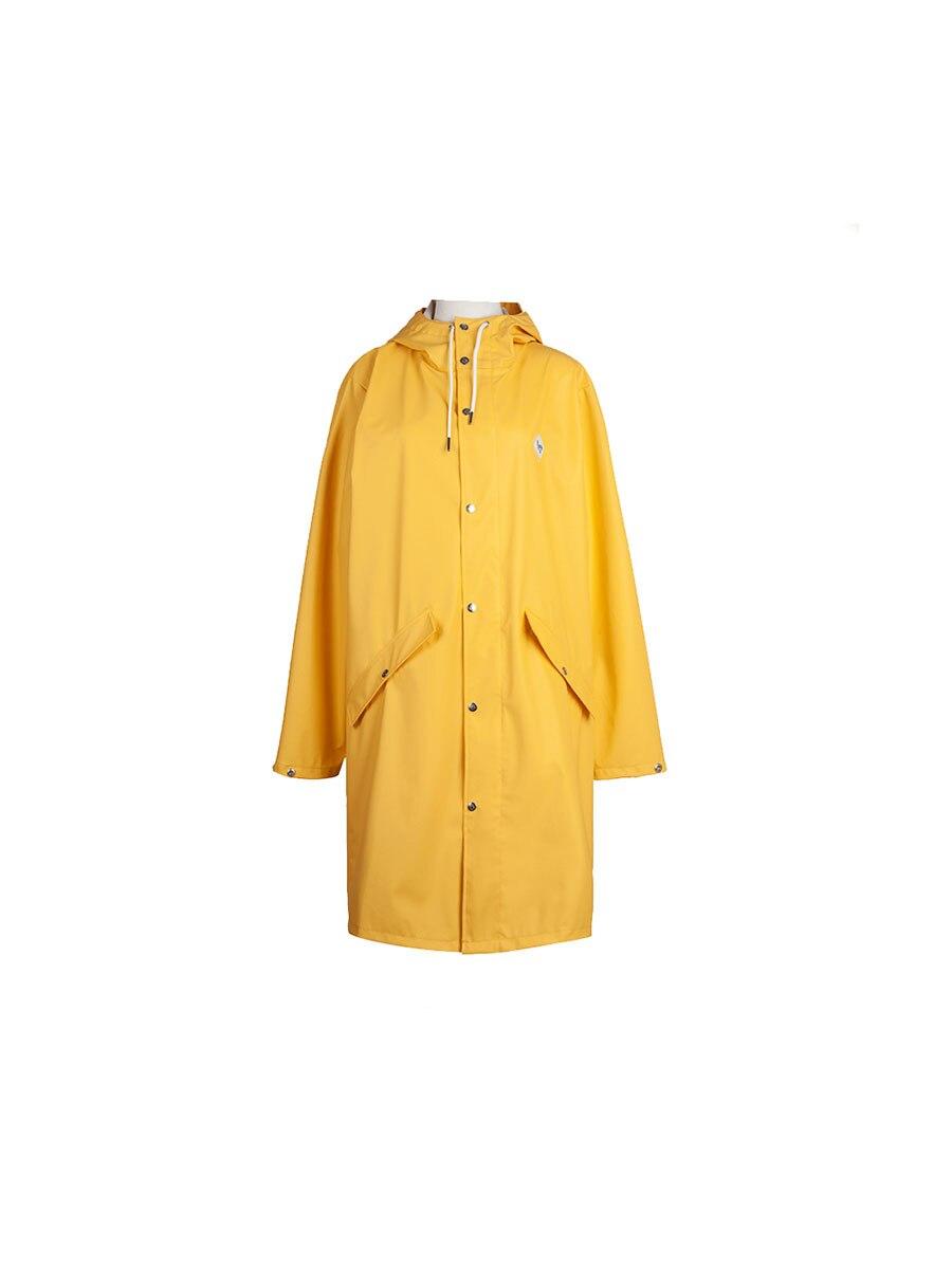 Outdoor Waterproof Raincoat Fashion Long Hooded Poncho Cycling Bike Raincoat Rain Protection Capa De Chuva Rain Gear BC50YY enlarge