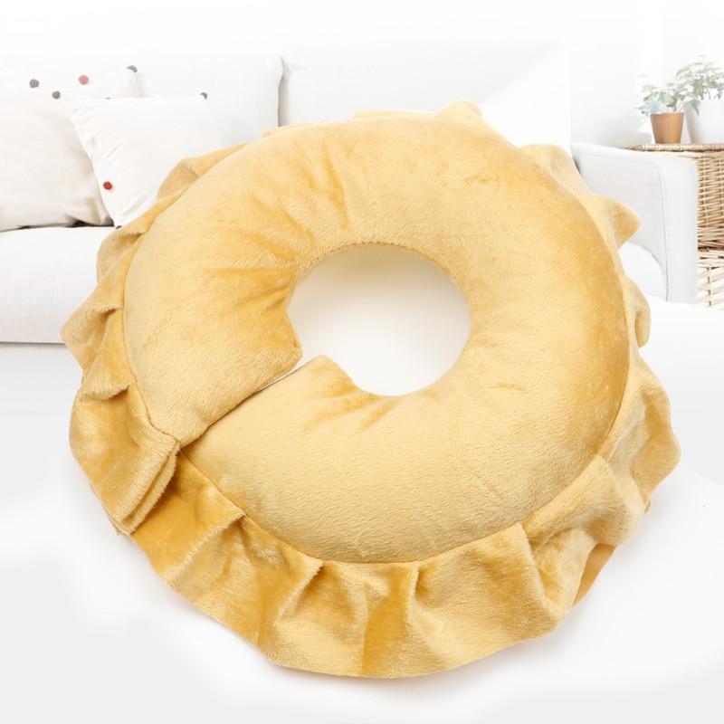 Masaje Facial almohada para dormir para salón de belleza herramienta de masaje cama de Spa de belleza con agujero almohada