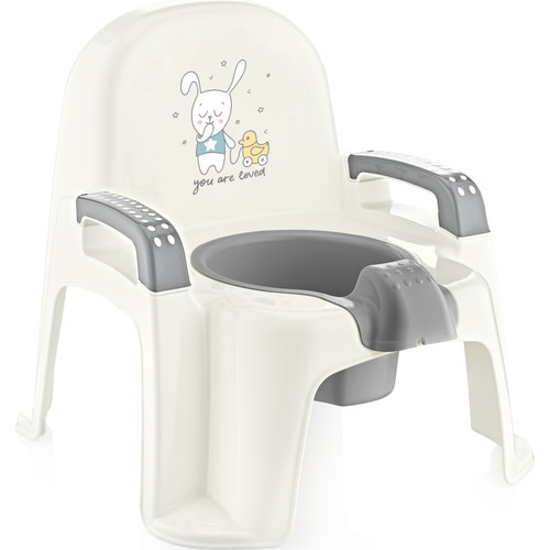 0-6 age child Pot baby potty plastic road baby cute baby toilet seat boy and girl potty trainer seat WC white