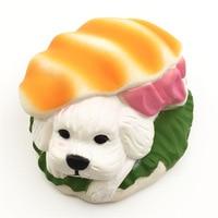 Высококачественная мягкая кукла, медленно восстанавливающая форму, милый Джамбо гамбургер, хот-дог, собачка для снятия стресса, мягкие игру...