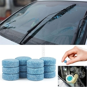 Image 1 - Не замерзшее 50 градусов автомобильный аксессуар, очиститель стеклоочистителя для комплекта, щетка для мытья стекол, против дождя, лимонный автомобиль, искусственные автомобили