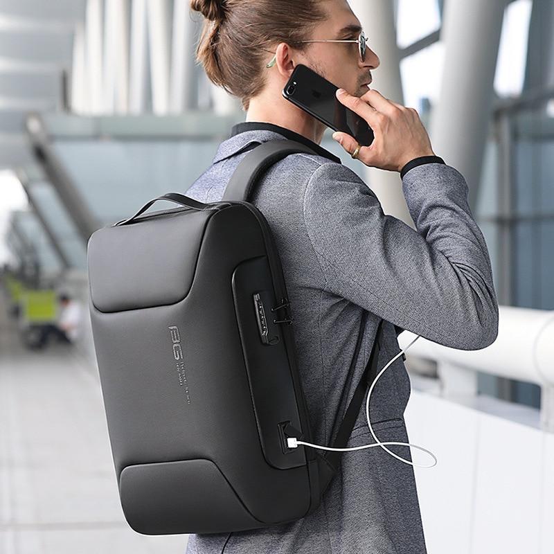 Waterdichte anti-dief rugzak geschikt voor 15,6 inch laptop, - Rugzakken - Foto 6
