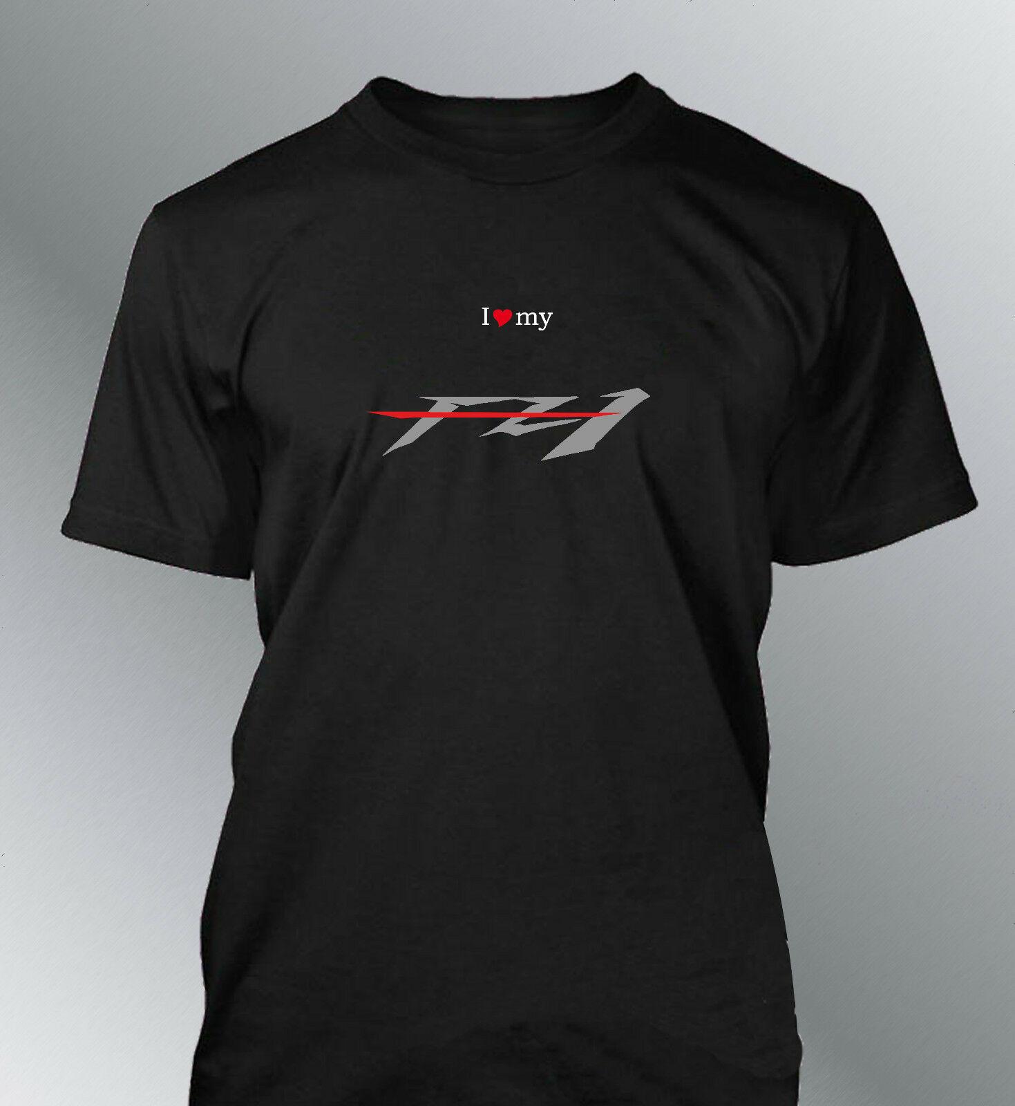 Camiseta personalizada Fz1 S M L Xl Xxl hombre cuello redondo Harajuku Streetwear camisa Menfz 1