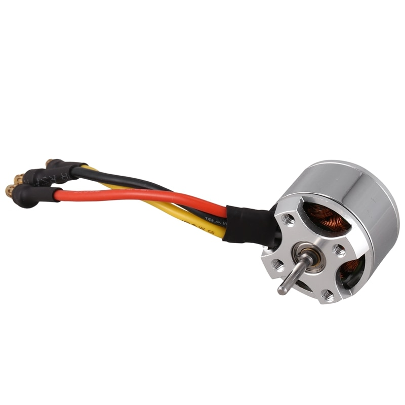 2627 3500KV RC Brushless BLDC Out Runner Motor for Remote Control Model 300 400 Class Helicopter Boats enlarge