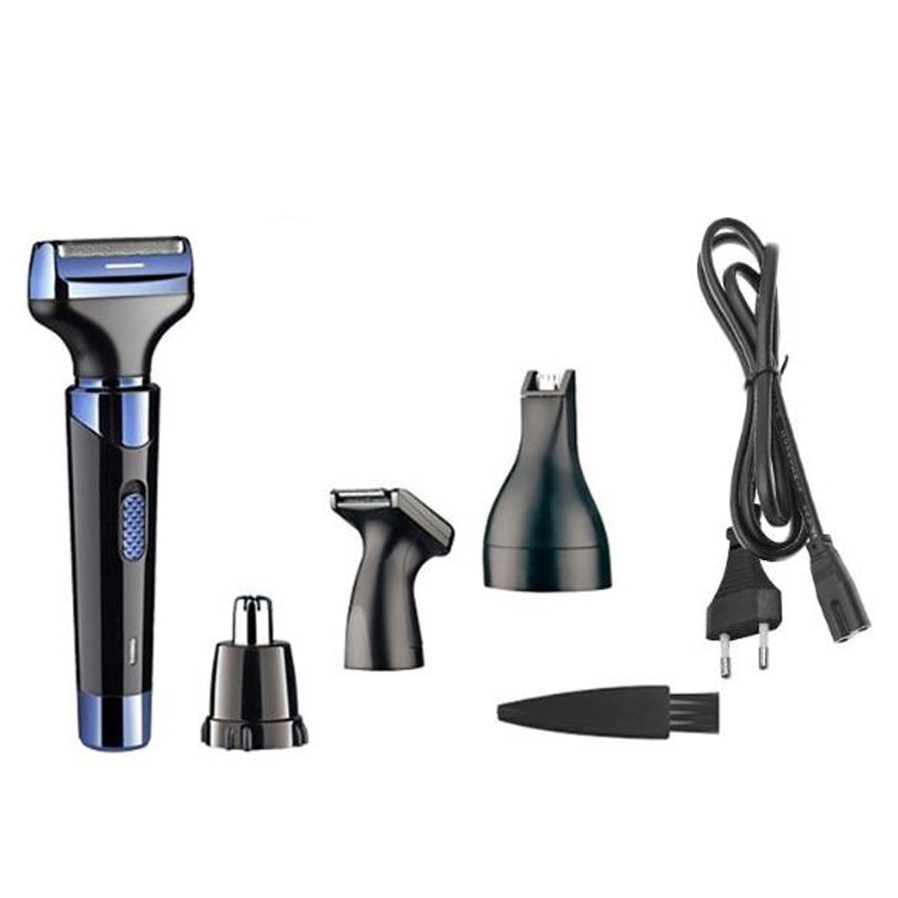 1 PCS Electric Trimmer Lightweight Portable Safe Implement Hair Removal Shaver Clipper for Man Ear Nose Neck Eyebrow Trimmer enlarge