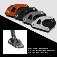 for 390 adv 2020 2021 motorcycle 390adventure sidestand kickstand foot support side stand enlarge for 390 adventure 2020 2021