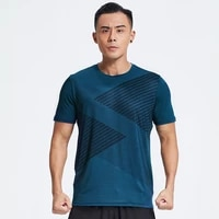 professional men quick dry running t shirt loose tops breathable gym camping hiking cycling tees m 4xl size workout training