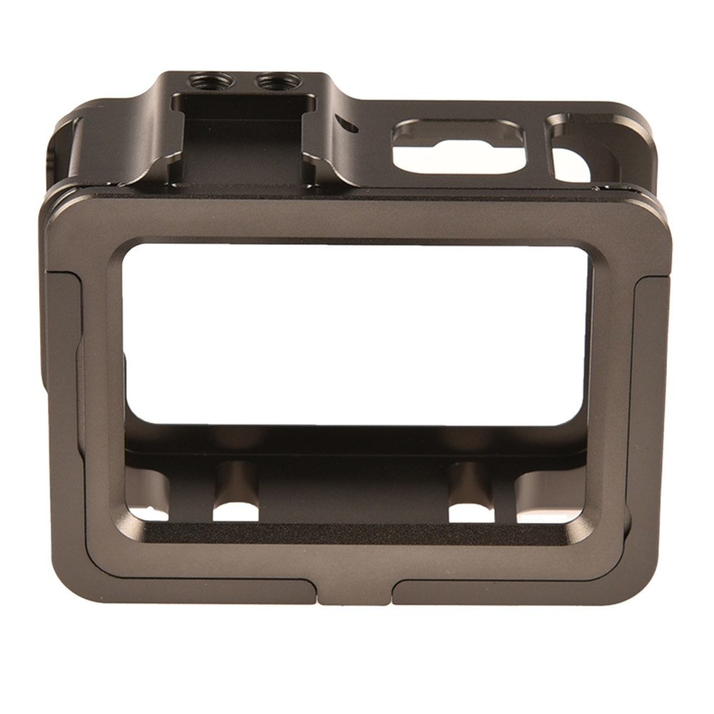 Aluminum alloy cage for GoPro Hero9 black protective cover shell, video recording frame For Hero 9 sports camera accessories