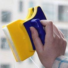 Nettoyant pièces brosse magnétique pour laver les fenêtres ménage Double face fenêtre assistant outil de nettoyage lavage du verre