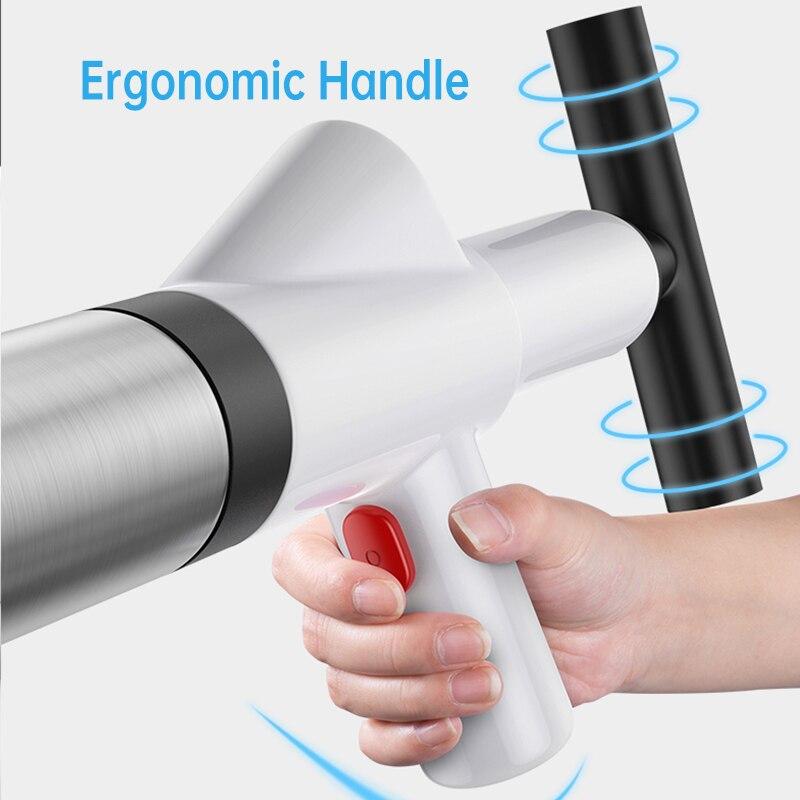 Pipe Plunger Drain Clog Remover Multi-Function High Pressure Plunger Opener Pump for Toilets Bathroom Shower Sink Floor Drain enlarge