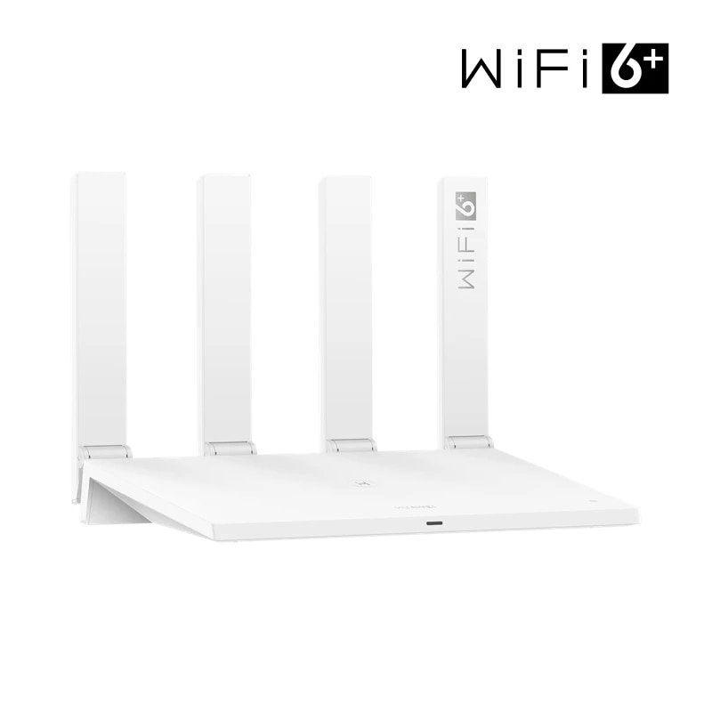 Original Huawei WiFi AX3 Pro Router WiFi 6+ 3000Mbps 2.4GHz 5GHz Dual-Band Gigabit Rate WIFI Wireless Router