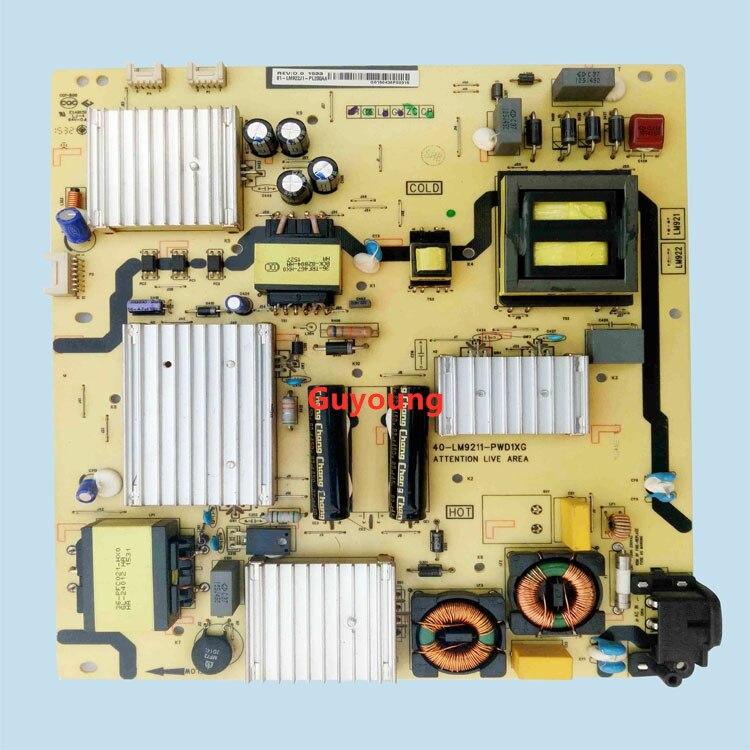 Placa de potência Para TCL L55E5800A-UD D55A561U B55A658U 40-LM9211-PWD1XG