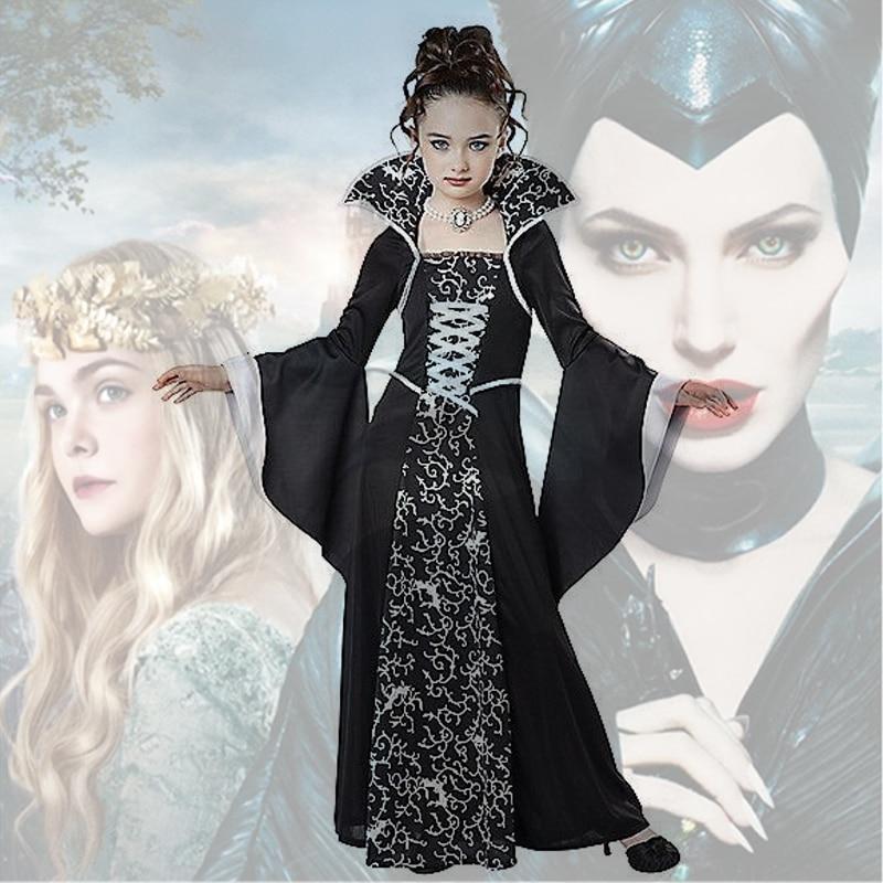 Disfraz de Halloween para niños y niñas, disfraz de vampiro para Cosplay,...