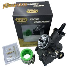 Uniwersalny PE28 PE30 gaźnik motocyklowy Carb 28mm 30mm Carburador motocykl motorower motor terenowy ATV Quad Moto