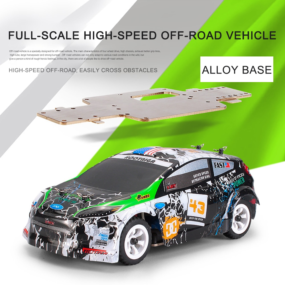 RC Car WLtoys K989 1/28 4WD Remote Control Drift Car 30 Km/H High Speed RC Race Model Toys Kids Adult Gift enlarge