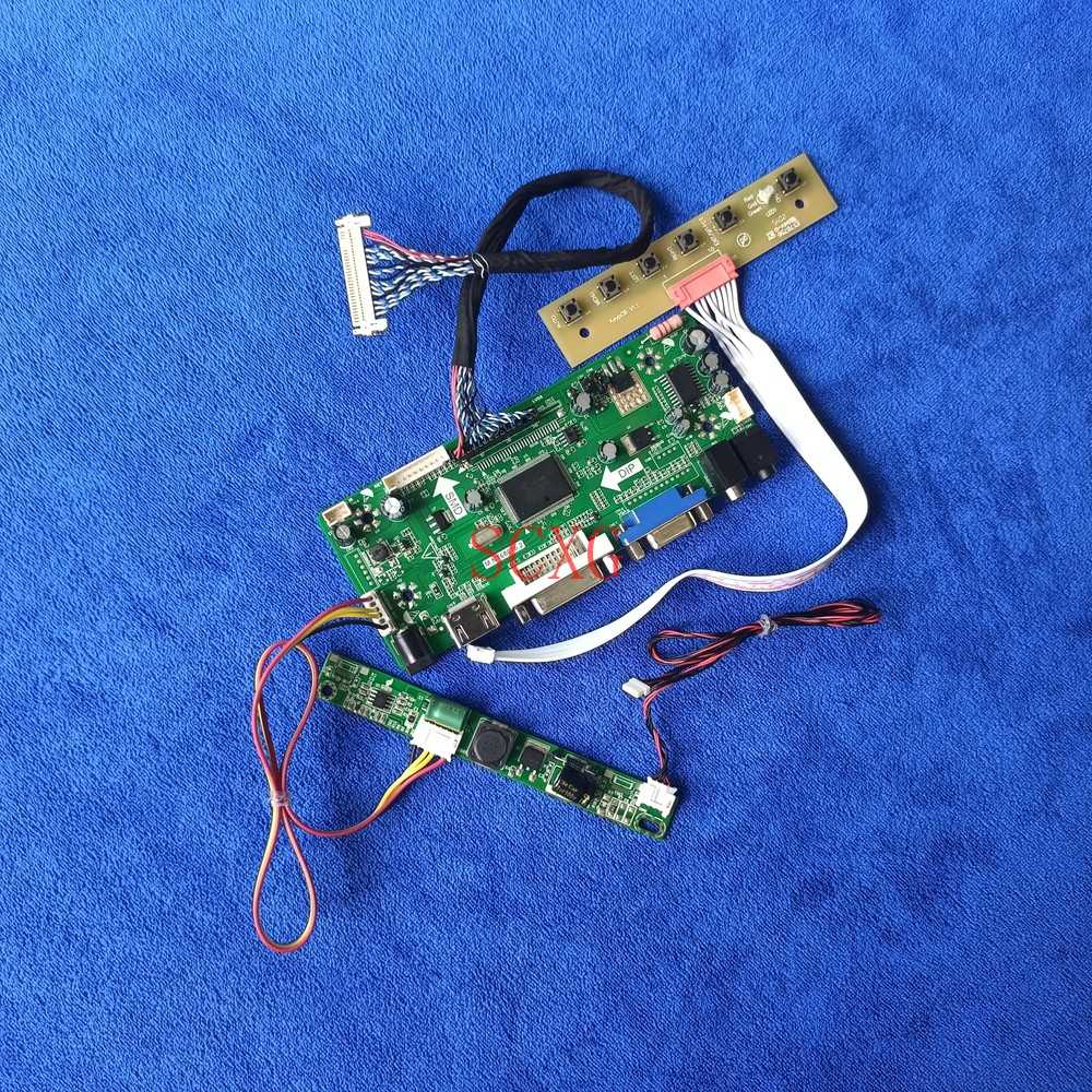 LVDS 30-Pin LCD/LED لتقوم بها بنفسك عدة 1600*900 M.NT68676 محرك تحكم مجلس HDMI-متوافق VGA DVI ل LTM200KP02/LTM200KT07 مراقب