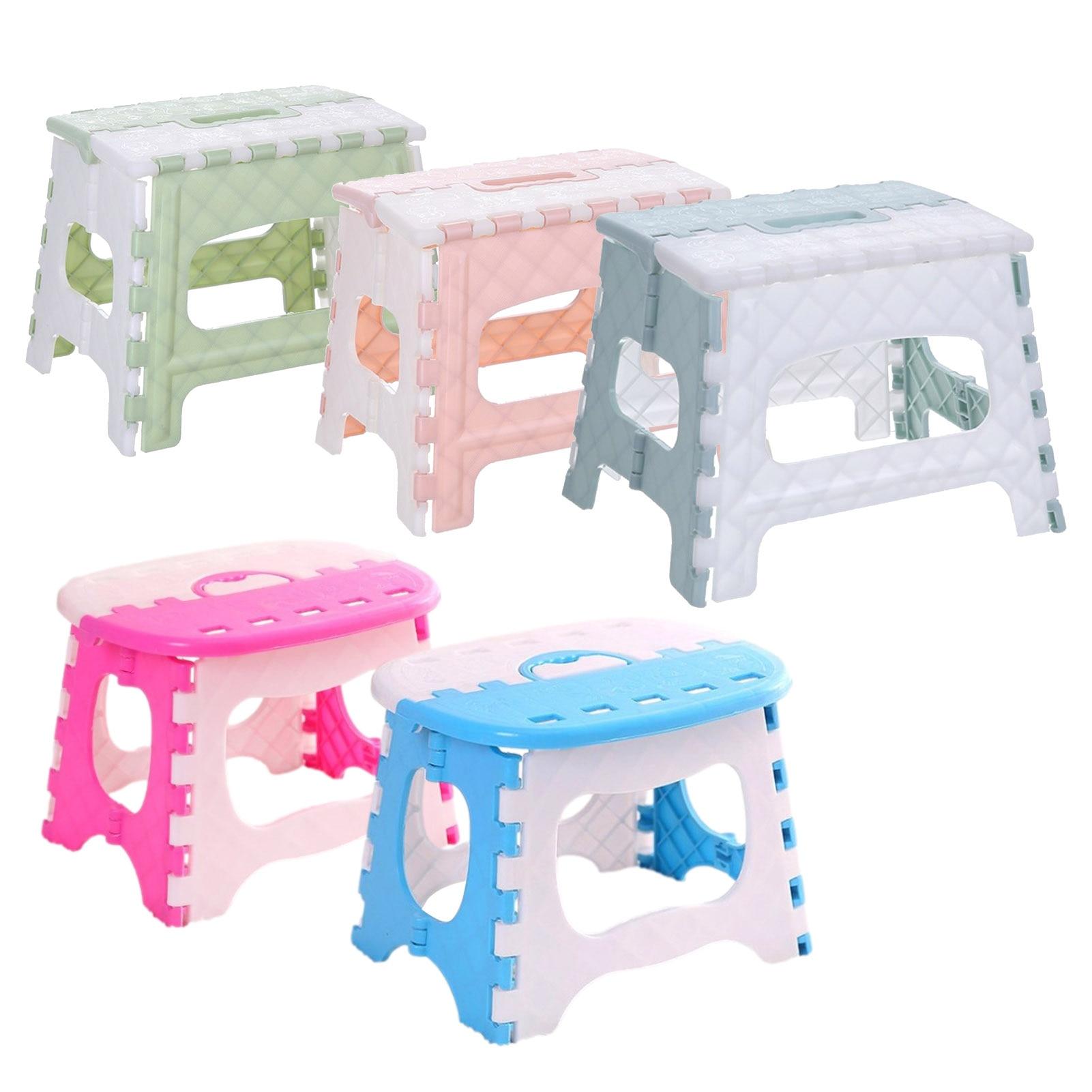 Складные стулья, многофункциональные портативные Стулья ПП-стулья для детей и взрослых, домашние портативные маленькие стулья, рыболовный ...