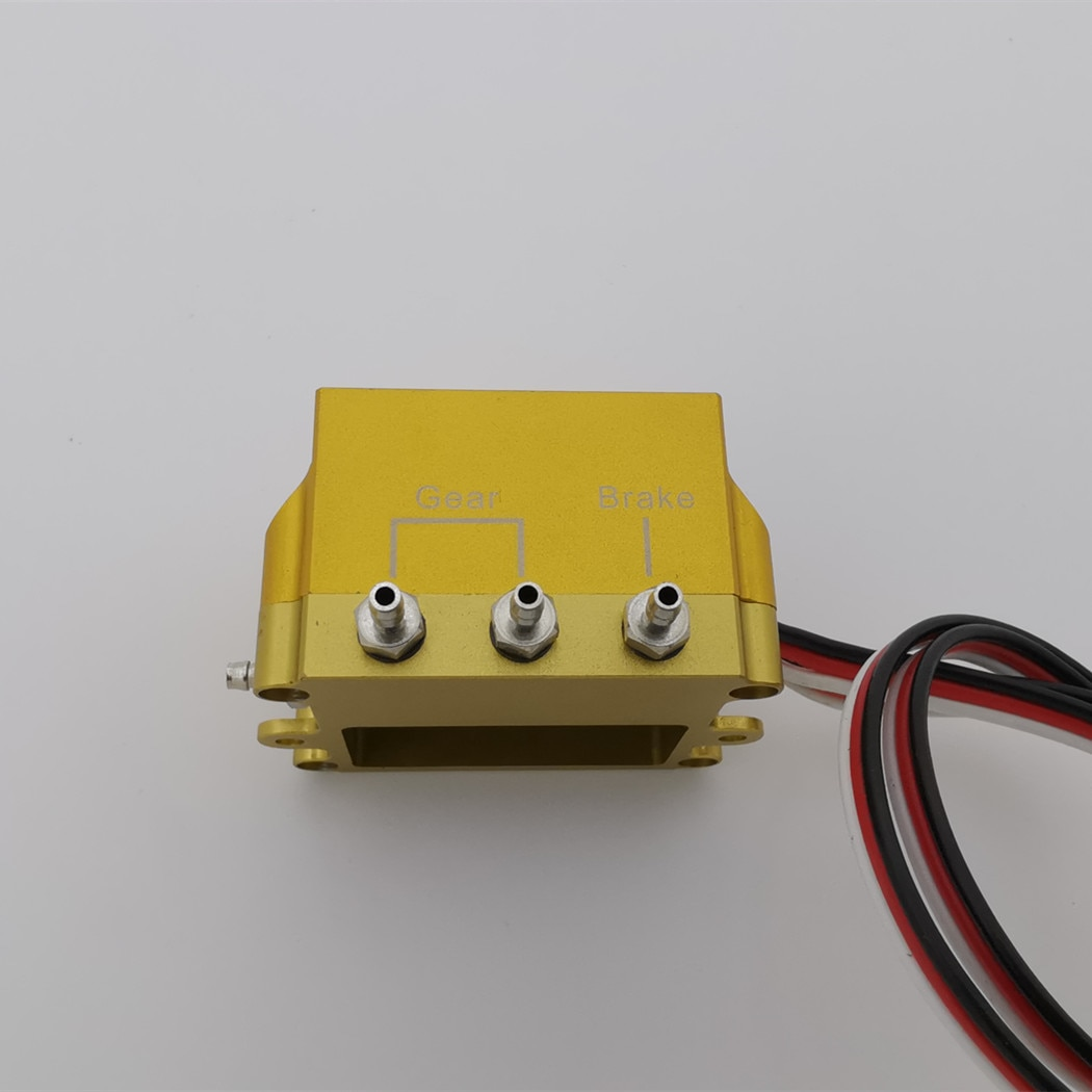 micro electric  valve retract and brake for air  gear system  rc airplane  turbine jet electronic parts enlarge