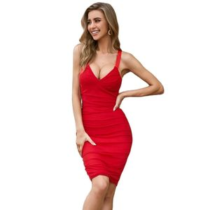 Summer Sexy Dress 2020 Bandage Backless Bodycon Sleeveless Evening Party Club Ladies Short Dresses Fashion Women Clothes