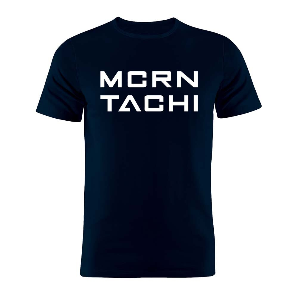 Футболка унисекс из 100% хлопка Mcrn Tachi The Expanse Rocinante Silhouette, Подарочная футболка