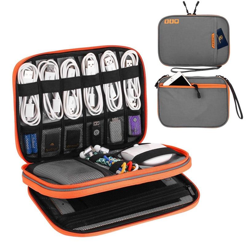 Unidad de transporte móvil, dispositivo portátil de viaje, auriculares, iPad, bolsa de...