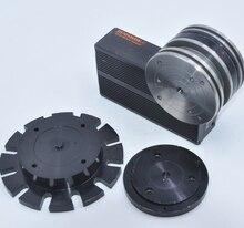 RENISHAW britannique optique électrique haute précision rotatif levage table de travail de réglage fin diamètre 100mm