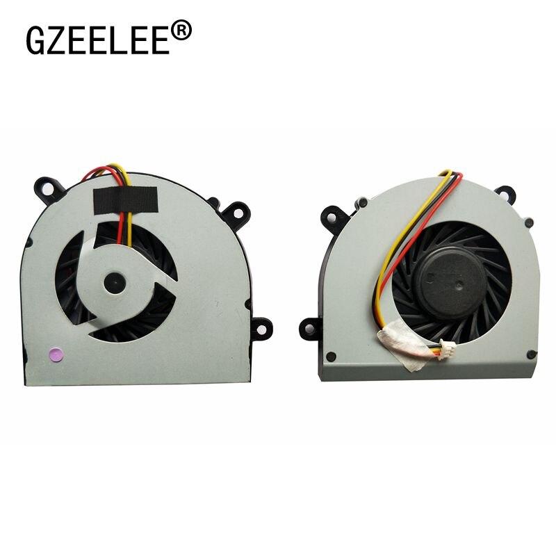 Nuevo ventilador de refrigeración para ordenador portátil GZEELE para MSI FX600 FX603 FX610 FX610MX FX610DX GP60 CX61 FX620 GE620 16GH series