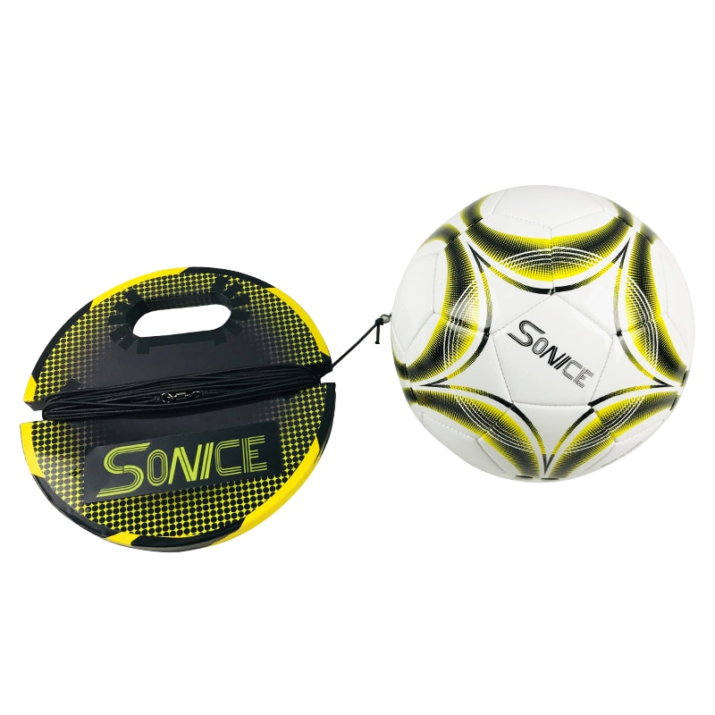 Practical Football Training Reset Device Soccer Goal Shooting Training Child Adult Professional Soccer Training Equipment Gifts