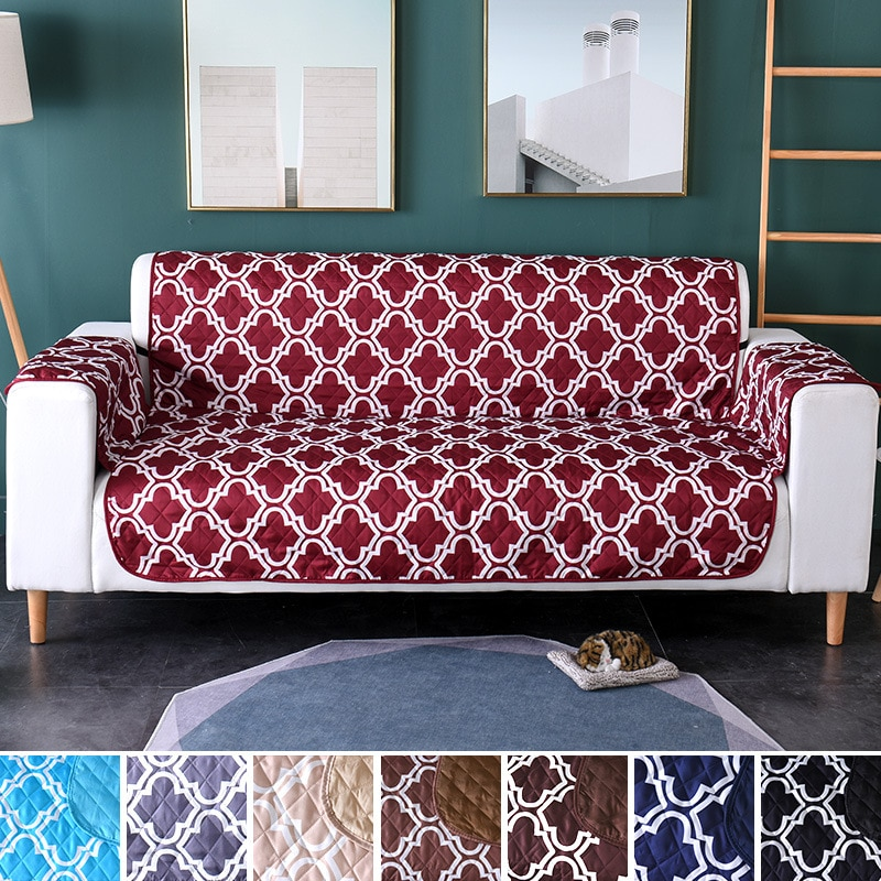 Claroom multiple colour Luxury Sofa cushion Anti-scratch Pet sofa cushion Dirty sofa cushion PZ93#