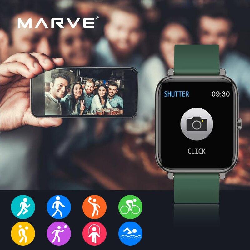 Reloj Inteligente Iwo P22 de Mujer, Reloj Inteligente con Android, Reloj Inteligente para hombre y Mujer, 2020